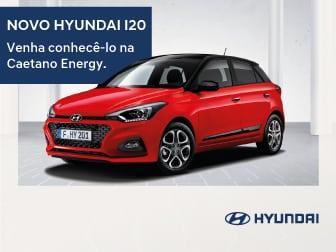 Hyundai renova gama i20. Conheça-a na Caetano Energy