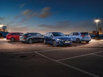 Adquira um Hyundai i30 a partir de 18.500€*