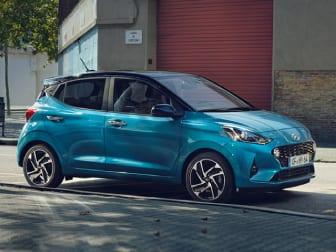 Novo Hyundai i10 – Desde 99€/mês*