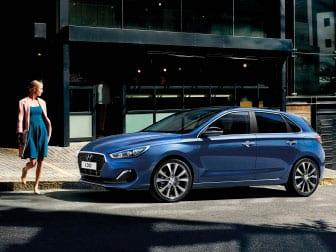 Hyundai i30 e i30SW: Desde 149 Euros/mês*