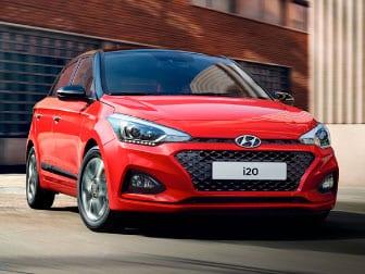 Hyundai i20 – Desde 109€/mês*