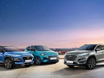 Está na hora de ter um Hyundai com ofertas exclusivas!