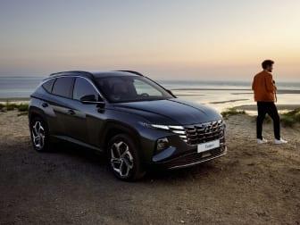 Novo Hyundai Tucson: Desde 199€/mês*