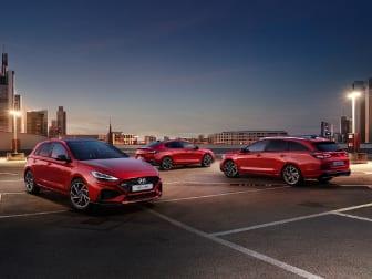 Novo Hyundai i30: Desde 149€/mês*