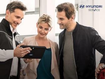 Contrato de Manutenção Hyundai