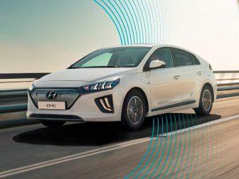 Gama Hyundai IONIQ: Um automóvel. Três motorizações.