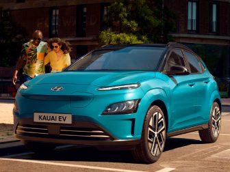 Novo Hyundai KAUAI EV: A tecnologia elétrica no seu melhor